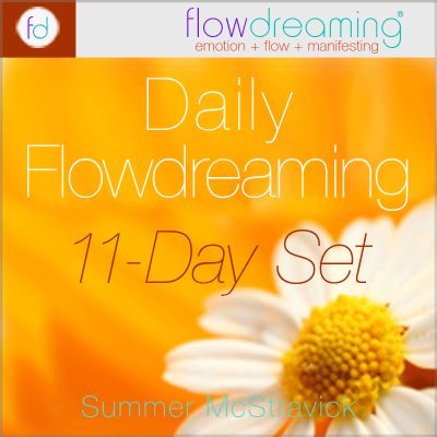 Daily Flowdreaming: 11 Flowdreams in 11 Days 275