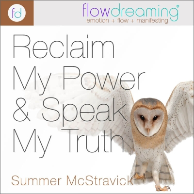 Reclaim My Power & Speak My Truth Playlist