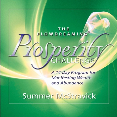 The Prosperity Challenge: A 14-Day Program for Manifesting Wealth and Abundance